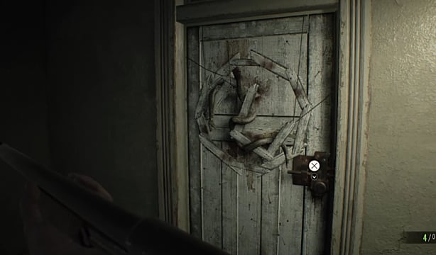 How To Unlock A Door From The Outside >> Resident Evil 7 Guide: Where to Find the Snake Key | Resident Evil 7