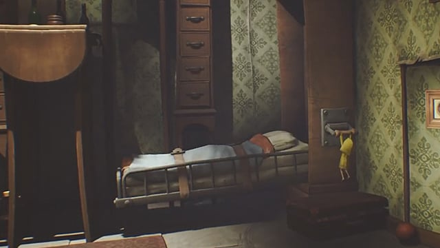 Little Nightmares Guide Walkthrough: Chapter 2 -- The Lair