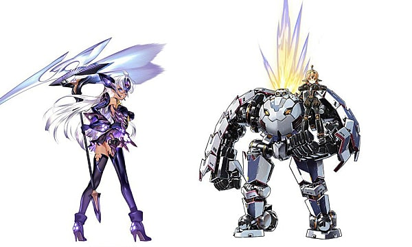 Xenoblade Chronicles 2 Rare Blades T-elos and Poppibuster