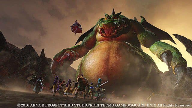dragon quest 9 gladiator