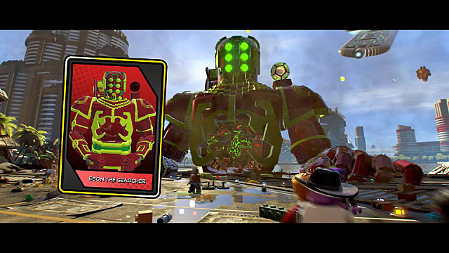 lego marvel super heroes 2 eson the searcher boss guide lego