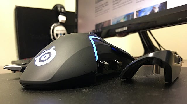 SteelSeries Rival 600 Review: Gaming Mice Can't Get Much Better