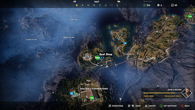 Where to find fishing pole in Far Cry 5