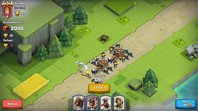 Keep up with the ambushes in Caravan War to score great rewards