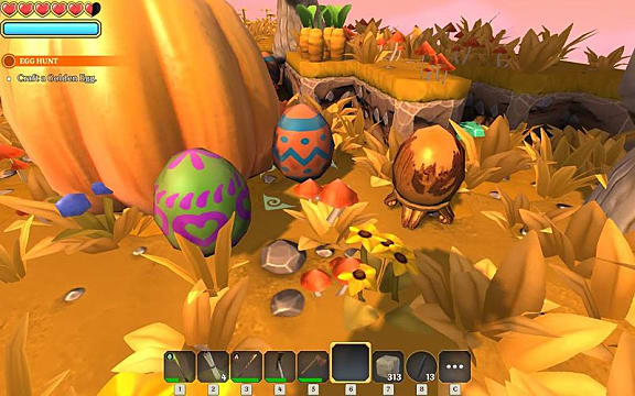 Easter eggs in Portal Knights