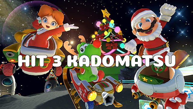 Mario Kart Tour What Is A Kadomatsu And How To Hit 3 In A