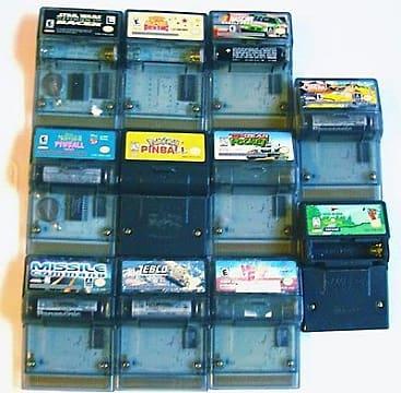 Image of rumble cartridges