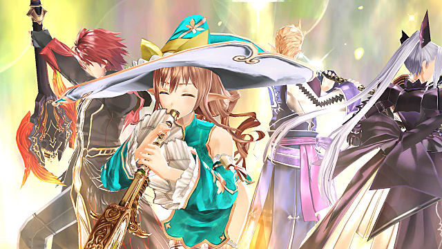 Shining Resonance Refrain BAND performance