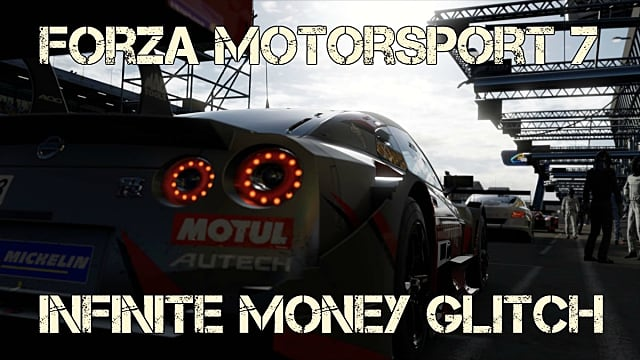 Forza Motorsport 7 Money Glitch for Infinite Credits | Forza