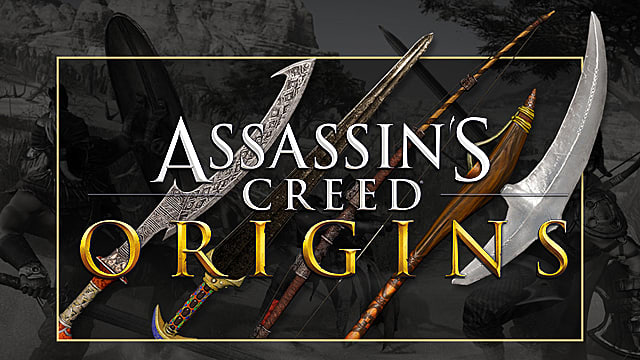 Assassins Creed Origins Guide All Rare And Legendary Weapons
