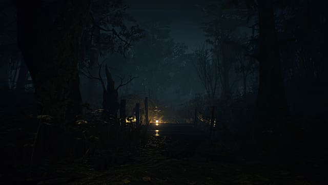 Picture of RE7's haunting atmosphere
