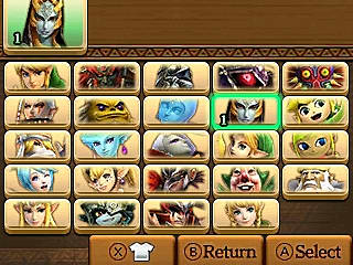 Hyrule Warriors Legends Guide How To Unlock Every Character Hyrule Warriors Legends