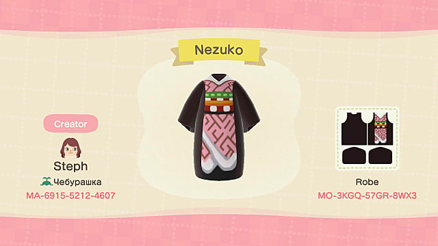 Animal Crossing New Horizons Anime Outfits: Cosplay It Up ...