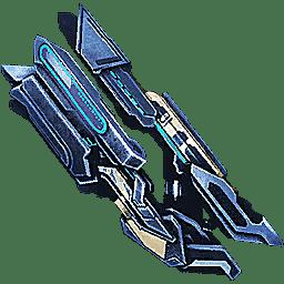 Ark Genesis Tek Shoulder Cannon.