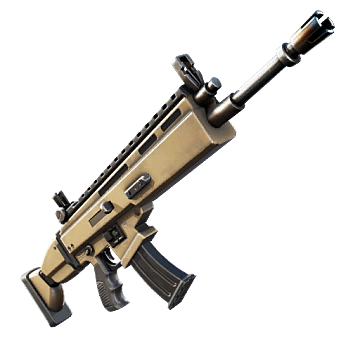 Fortnite Chapter 2 Assault Rifle (SCAR)