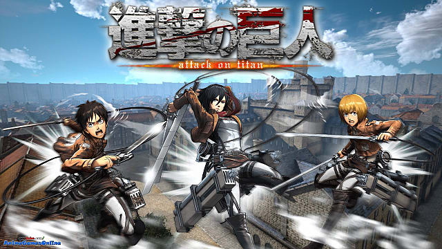 Did You Miss Last Year S Attack On Titan Game Attack On