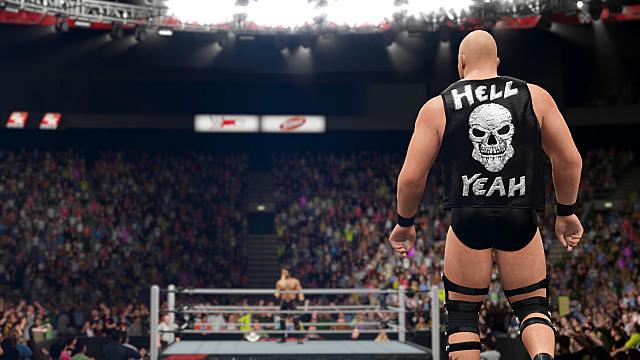 WWE 2K16 Review: New mechanics make for excellent wrestling