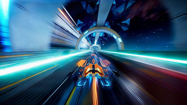 Antigraviator Fast Racing