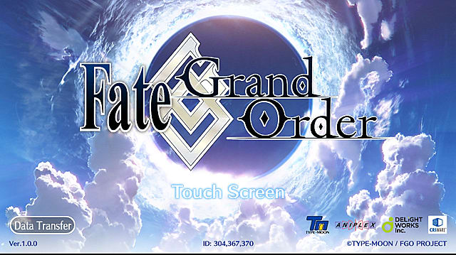 fate grand order android english apk