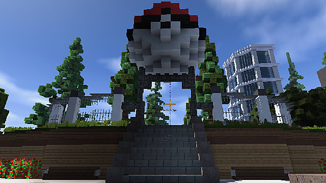 If you 39 re a minecraft and pokemon lover you need to check - Pokemon logo minecraft ...