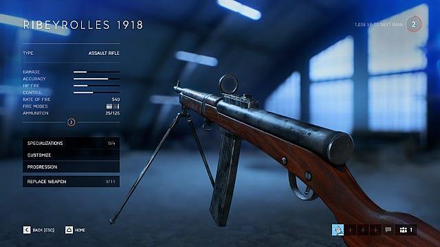 Battlefield 5 Players Receive Free New Weapons | Battlefield 5