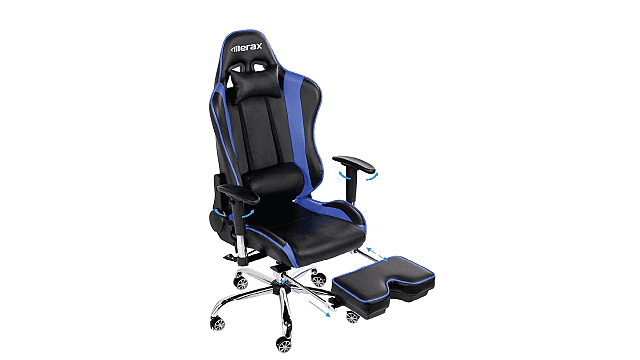 Marvelous Best Gaming Chairs For Big And Tall Gamers Lamtechconsult Wood Chair Design Ideas Lamtechconsultcom