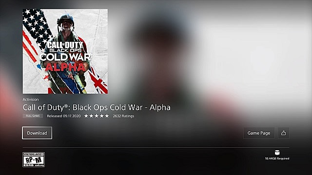 Play The Multiplayer Alpha For Black Ops Cold War This Weekend Call Of Duty Black Ops Cold War