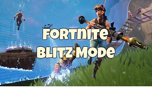Fortnite Blitz Mode Limited Time Event Fortnite