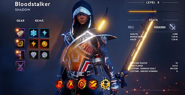 Breach Bloodstalker build