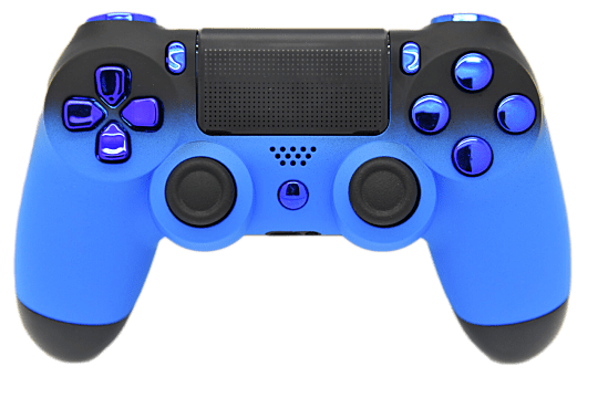 A sleek, customized PS4 controller doesn't necessarily mean you have more influence over the game