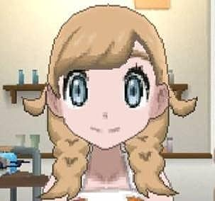 Pokemon Ultra Sun And Moon Guide All Haircuts And Hair Colors