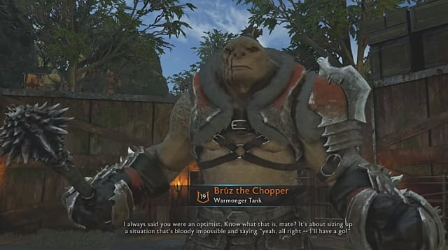 Middle Earth Shadow Of War Guide How To Complete The Bruz Quests