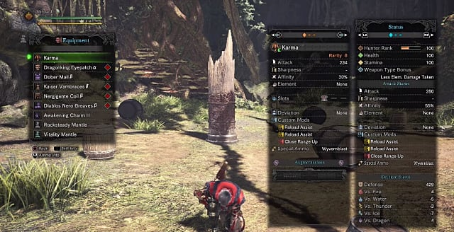 This light bowgun build is sure to take down monsters with ease