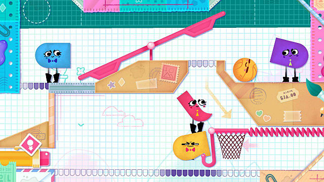 Snipperclips Beginner's Guide How to Snip Your Way Through Any Puzzle Play With a Partner