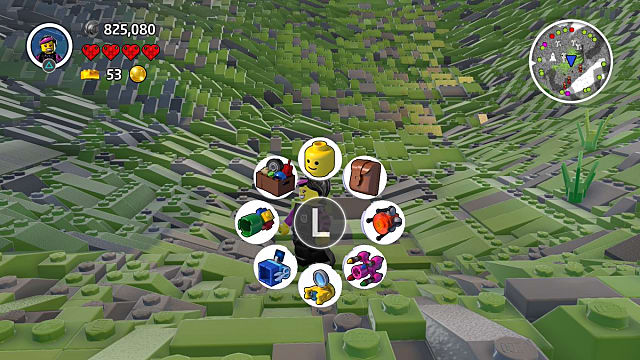 LEGO Worlds review creative tools and technical issues how it fails to deliver on a brilliant idea
