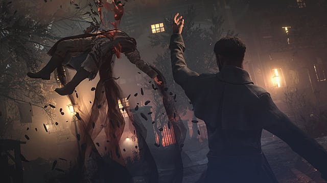 Vampyr Supernatural Ability Blood