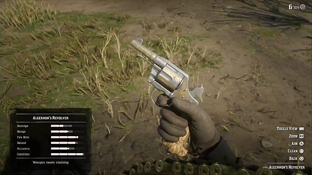 Algernon's Revolver