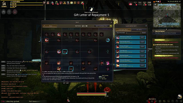 Black Desert Online Lahn Class Guide: Best Skills and Combos | Black