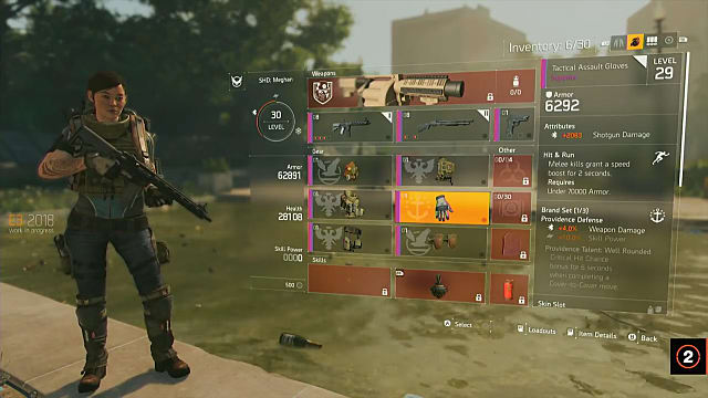 The Division 2 Guide: All Changes for Weapons and Gear | Tom