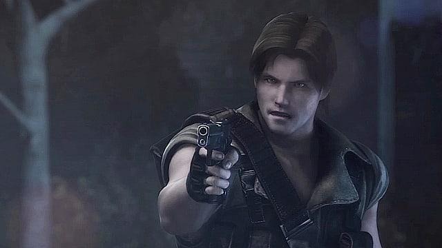Carlos Oliveira, Resident Evil