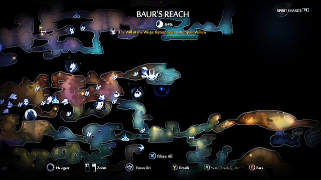 Catalyst ability location Baur's Reach.