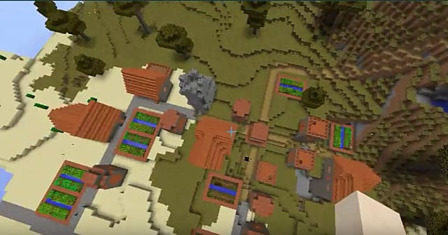 Minecraft seeds with loot and treasure