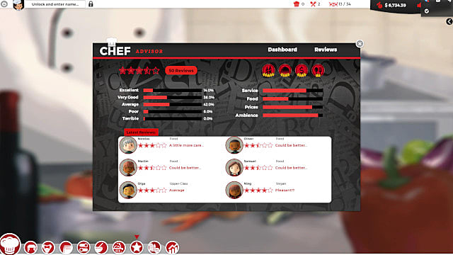 Tips To Get You Started Off Right In Chef: A Restaurant