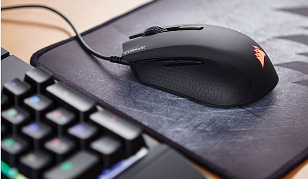 Corsair Harpoon RGB Gaming Mouse Review - How Does it Stack Up?