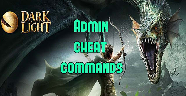 Dark and light console cheat commands dark and light malvernweather Images