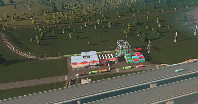 A Guide to Using Cargo Trains in Cities: Skylines | Cities