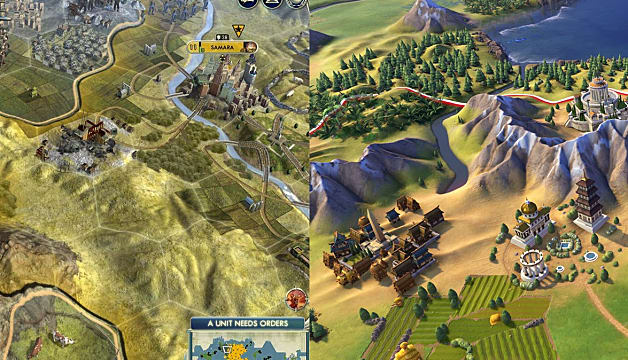 5 Educational Video Games for Kids | Civilization 5