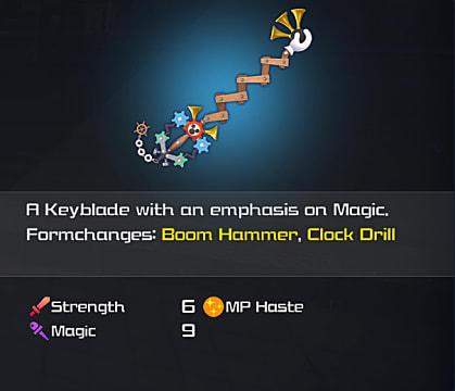 kh3 classic tone keyblade
