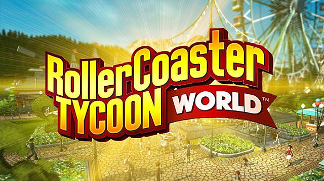 Who Thought RollerCoaster Tycoon World Was a Good Idea? Because It's
