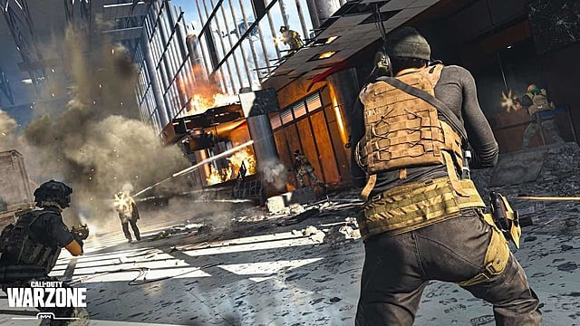 The Locked Vaults In Call Of Duty Warzone Are Opening